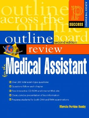 Prentice Hall Health Outline Review for the Medical Assisting By Hemby, Marsha Perkins